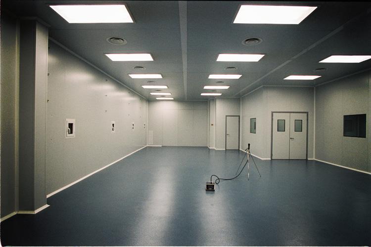 Arquitectura Salas Blancas