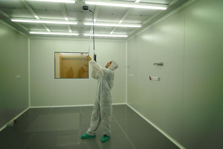 Control de instalaciones salas blancas