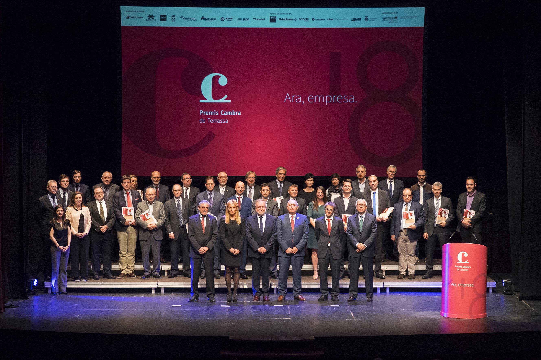 Premis Cambra Terrassa 2018