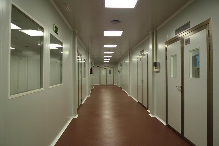 Salas Blancas en la UC3M
